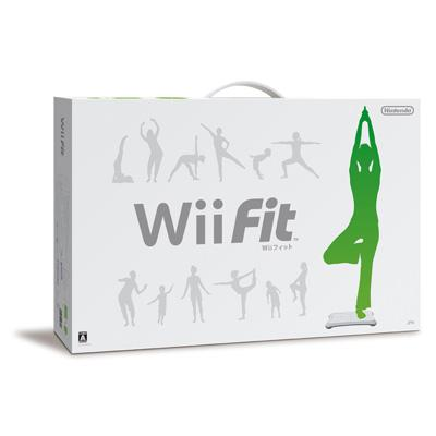 Wii Fit(ウィーフィット)