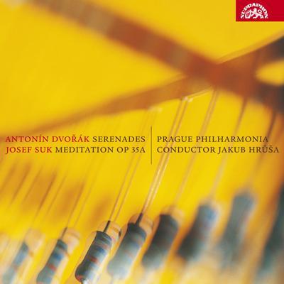 弦楽セレナード 、管楽セレナード、他 フルシャ&プラハ・フィルハーモニア