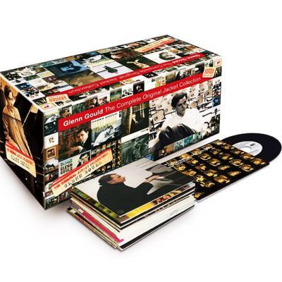 グールド/オリジナル・ジャケット・コレクション(80CD)