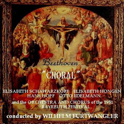 交響曲第9番『合唱』、他 フルトヴェングラー&バイロイト(1951)、他