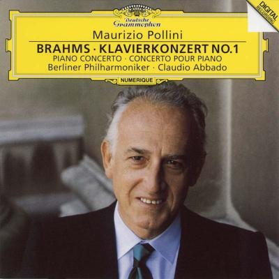 ピアノ協奏曲第1番 ポリーニ(p)アバド&ベルリン・フィル