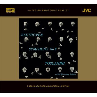 交響曲第9番『合唱』 トスカニーニ&NBC交響楽団(XRCD24)