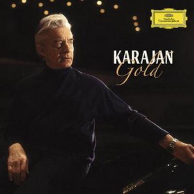 『カラヤン・ゴールド』 カラヤン&ベルリン・フィル、ウィーン・フィル(2CD)