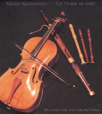 18世紀イタリア、フランスの音楽 ルバート・アパッシオナート ...