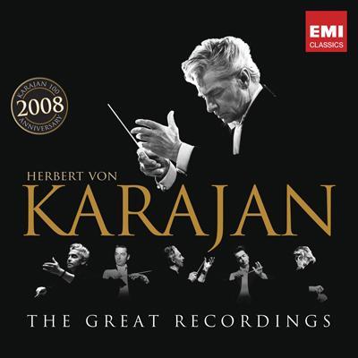『カラヤン・ザ・グレート・レコーディングス』 カラヤン&ベルリン・フィル、ウィーン・フィル、他(8CD)