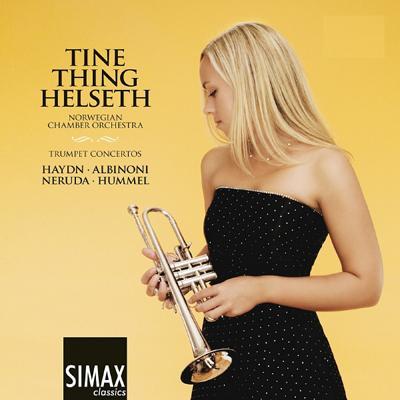 トランペット協奏曲集 ティーネ・ティング・ヘルセット(tp)ノルウェー室内管弦楽団