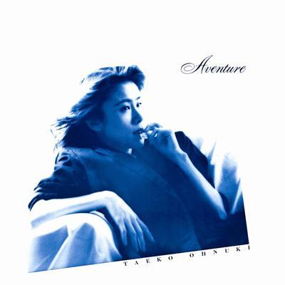 Taeko Onuki's 5th album (1981) reissue!!