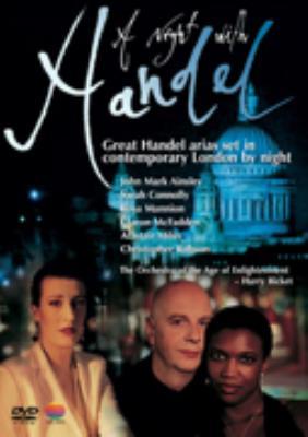 名アリア集〜ロンドンの夜景とともに エインズリー(T)エイジ・オブ・インライトゥメント管弦楽団、他