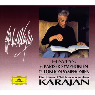 パリ交響曲集、ロンドン交響曲集 カラヤン&ベルリン・フィル(SHM−CD)