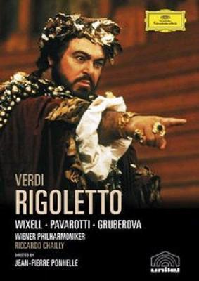 歌劇『リゴレット』全曲 ポネル監督 シャイー&ウィーン・フィル、パヴァロッティ、グルベローヴァ、ヴィクセル(日本語字幕付)