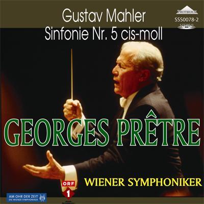 Symphony No.5 : Pretre / Wiener Symphoniker