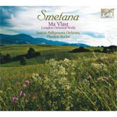 管弦楽作品全集 クチャル&ヤナーチェク・フィル(3CD)