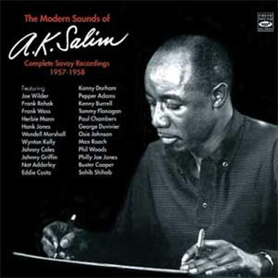 Modern Sounds Of Ak Salim (2CD)