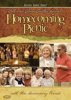 Homecoming Picnic -Dvd Case