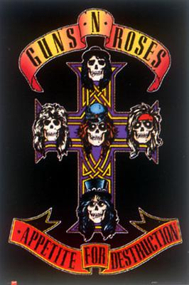 Guns N' Roses / Lp0948