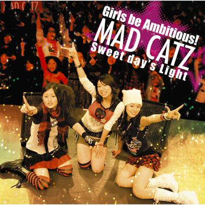 Girls be Ambitious!/Sweet day's Light