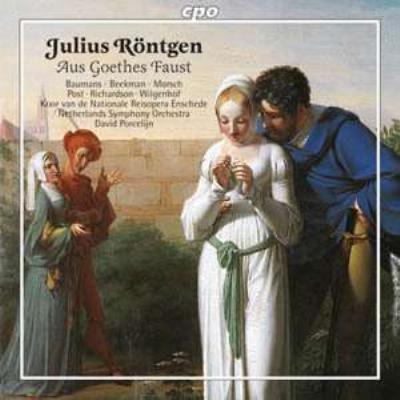 『ゲーテのファウストより』 ポルセリーン&オランダ交響楽団