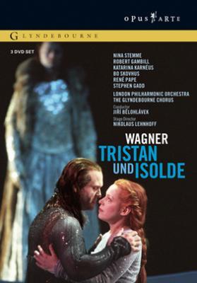 『トリスタンとイゾルデ』全曲 レーンホフ演出、ビエロフラーヴェク&ロンドン・フィル、ステンメ、ギャンビル、他(2007 ステレオ)(3DVD)