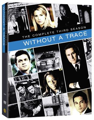 WITHOUT A TRACE/ FBI失踪者を追え! サード・シーズン コレクターズ・ボックス