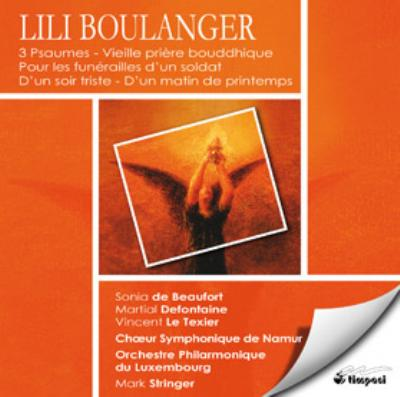 3 Psalmes, Etc: Stringer / Luxembourg Po