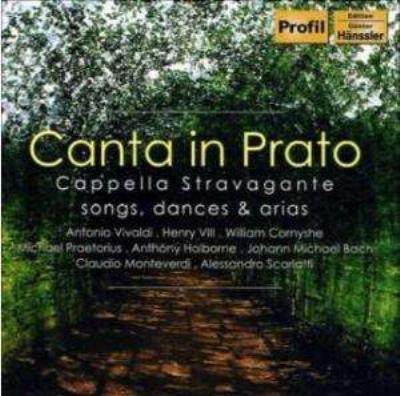 Canta In Prato: Capella Stravagante