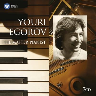 『ザ・マスター・ピアニスト』 ユーリー・エゴロフ(7CD)