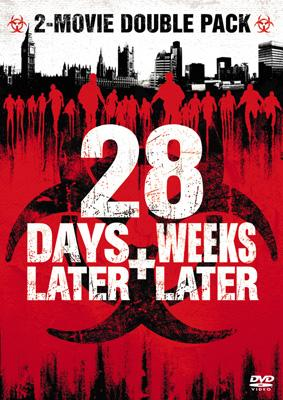 「28日後...×28週後...」感染ダブルパック