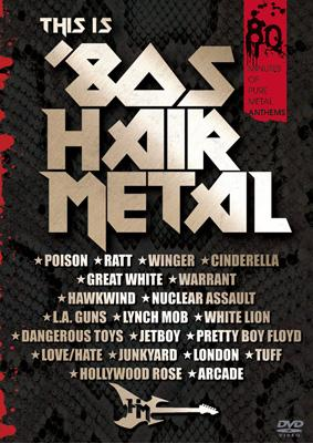 This Is '80s Hair Metal -Japanese Edition