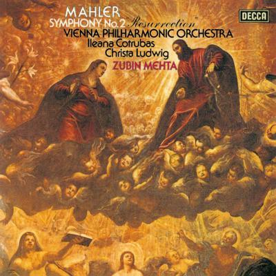 交響曲第2番『復活』 メータ&ウィ−ン・フィル(SHM-CD)