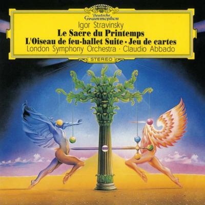 春の祭典、『火の鳥』組曲、他 アバド&ロンドン交響楽団(SHM-CD)