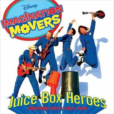Imagination Movers: Juice Box Heroes