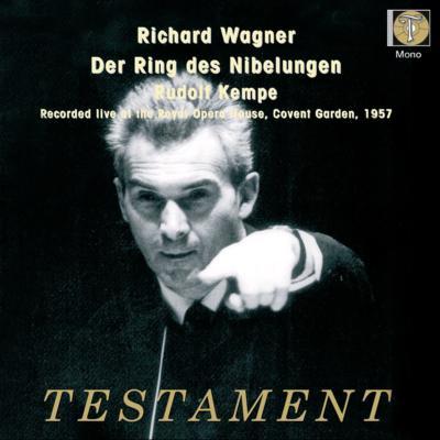『ニーベルングの指環』全曲 ケンペ&コヴェントガーデン(13CD)