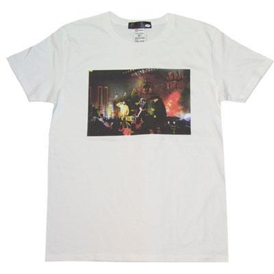Ricky Powell / Beastie Boys Soul Train / White / M