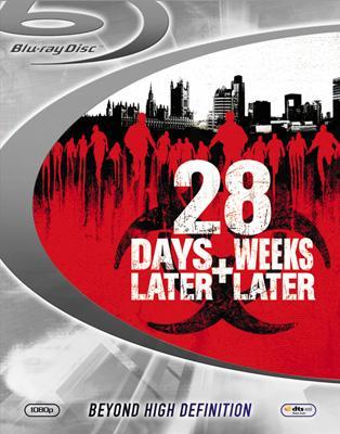 28日後...+28週後...ブルーレイディスクBOX