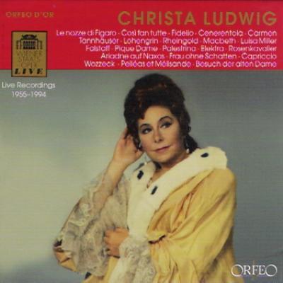 クリスタ・ルートヴィヒ/ライヴ集 1955−1994(3CD)