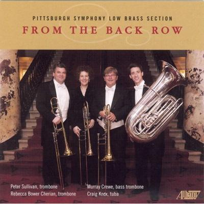 From The Back Row: Pittsburgh Symphony Low Brass Section