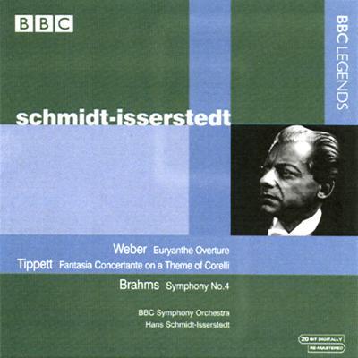 ブラームス:交響曲第4番、ウェ...