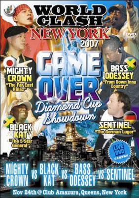 World Clash New York 2007: Game Over: Diamond Cup Showdown