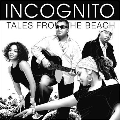 tales from the beach incognito hmv books online domecd93