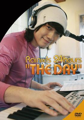 "Rain(ピ)'s 24 hours ""THE DAY"