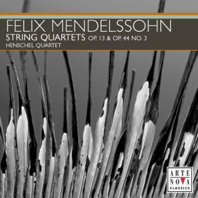 String Quartet, 2, 5, : Henschel Q