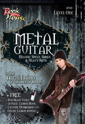 Metal Guitar: Melodic Speed, Shred & Heavy Riffs: Level 1