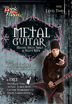Metal Guitar: Melodic Speed, Shred & Heavy Riffs: Level 2