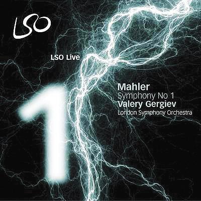交響曲第1番『巨人』 ゲルギエフ&ロンドン交響楽団