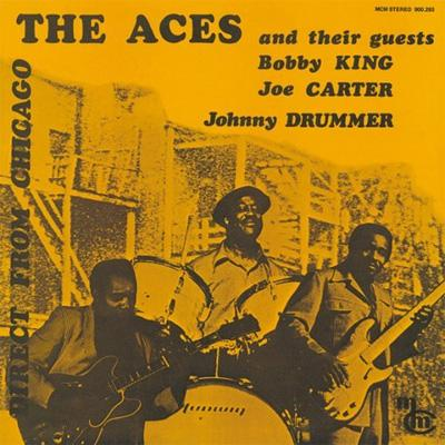 Aces And Their Guests Bobby King, Joe Carter, Johnny Drumme