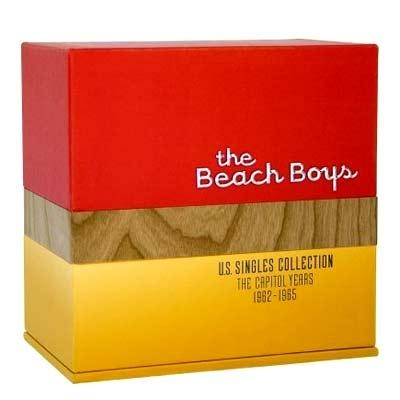 US.single Collection: The Capitol Years 1962-1965 (16CD)