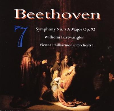交響曲第7番 フルトヴェングラー&ウィーン・フィル(1950年録音)