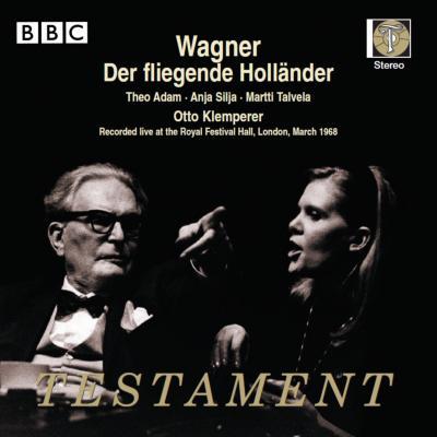 『さまよえるオランダ人』全曲 クレンペラー&NPO、アダム、シリヤ、他(1968 ステレオ)(2CD)