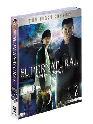 ワーナーTVシリーズ::SUPERNATURAL スーパーナチュラル <ファースト> セット2