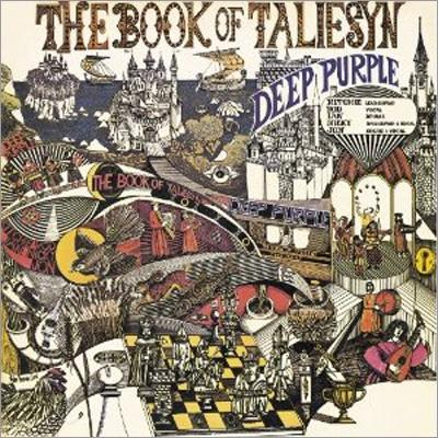 The Book Of Taliesyn Deep Purple Hmv Amp Books Online